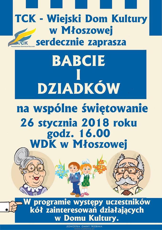 """""""Dzień Babci i Dziadka"""""""
