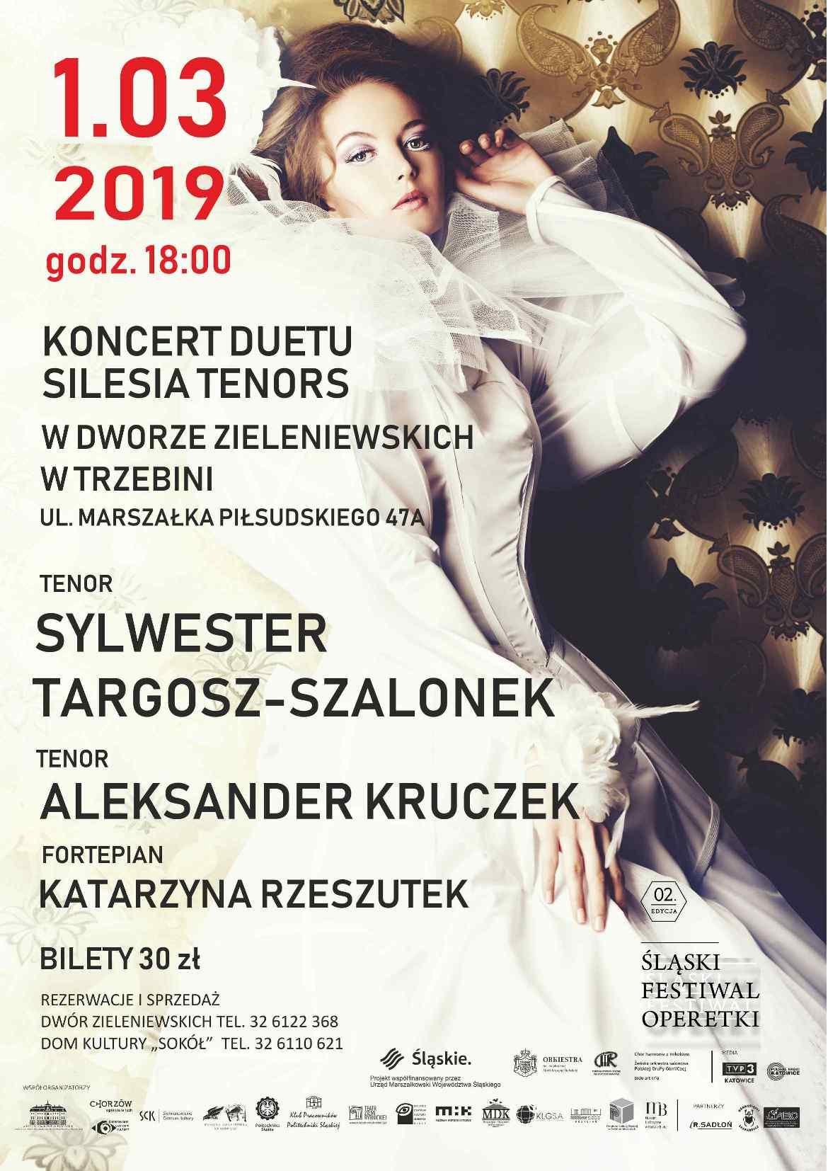 Silesia Tenors - koncert dwóch tenorów