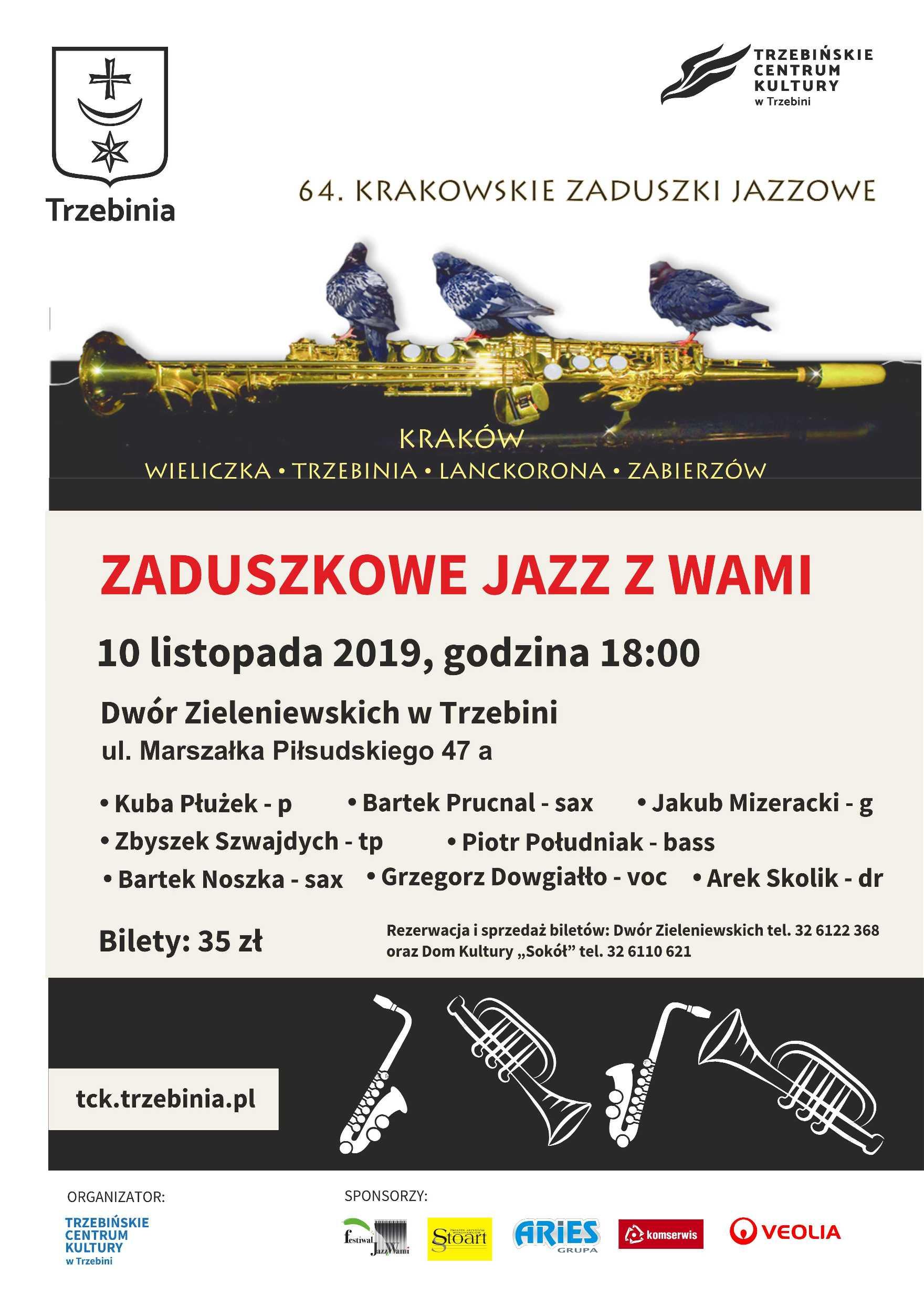 Zaduszkowe Jazz z Wami