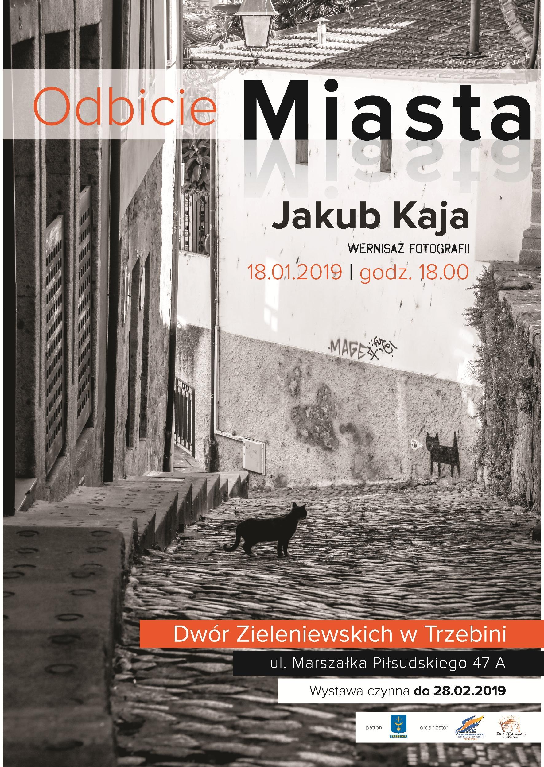 Wystawa fotografii Jakuba Kaji