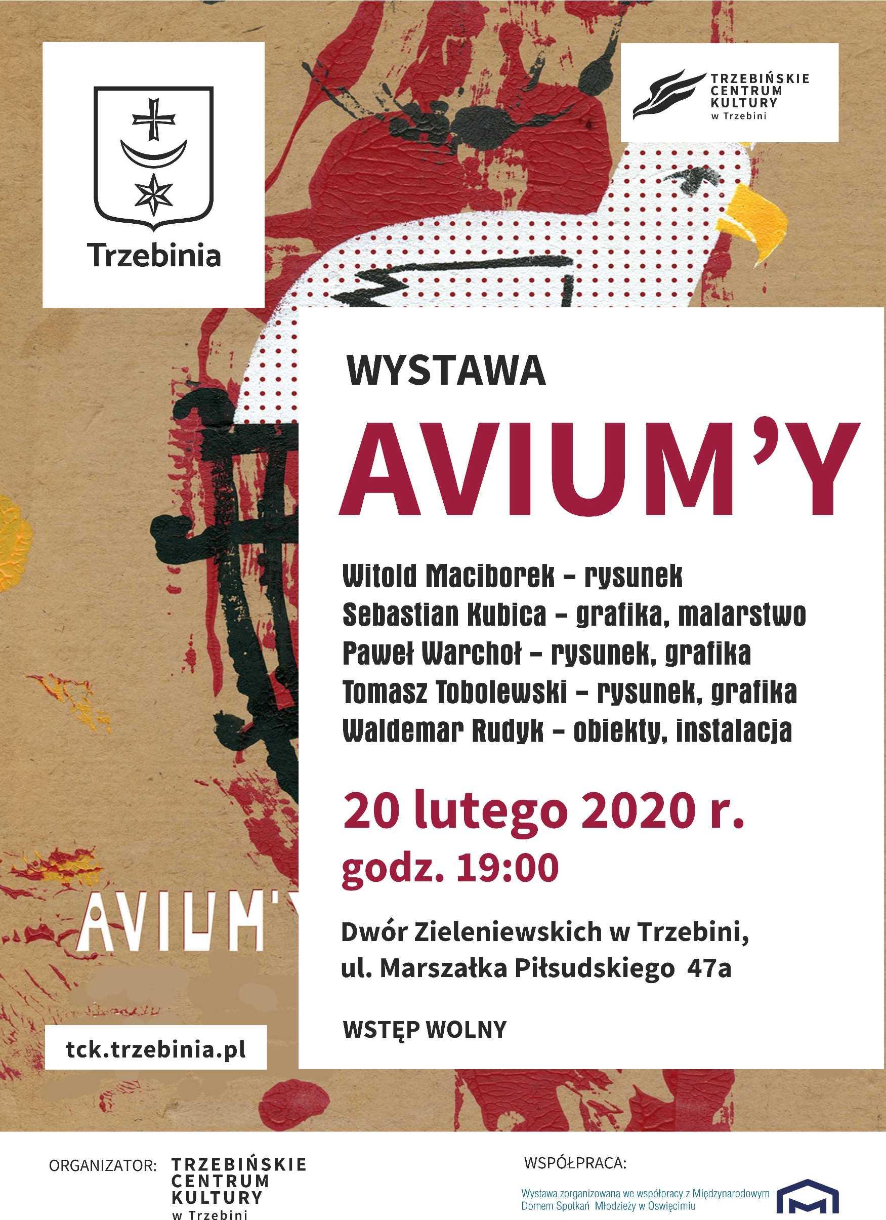 AVIUM'Y - wystawa