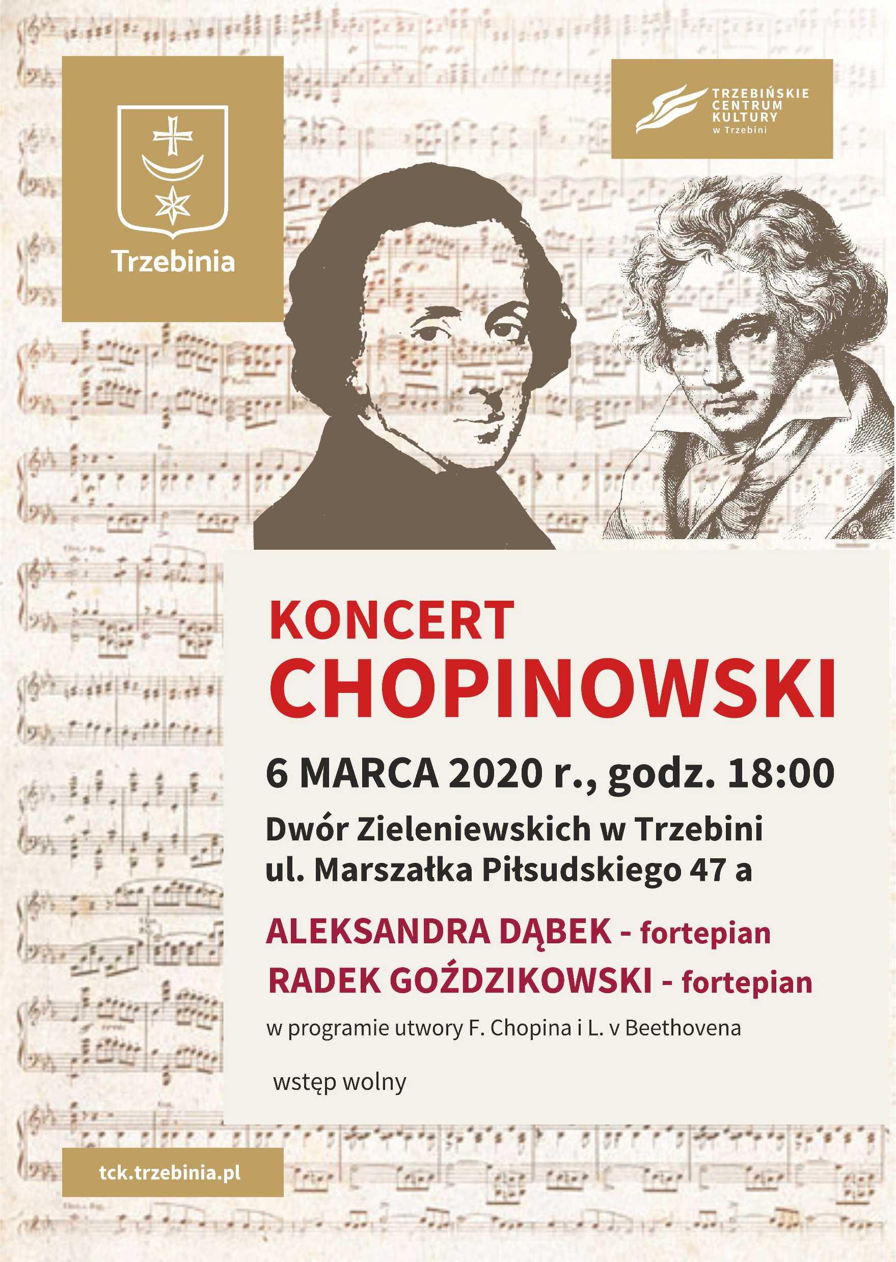 chopinowski koncert