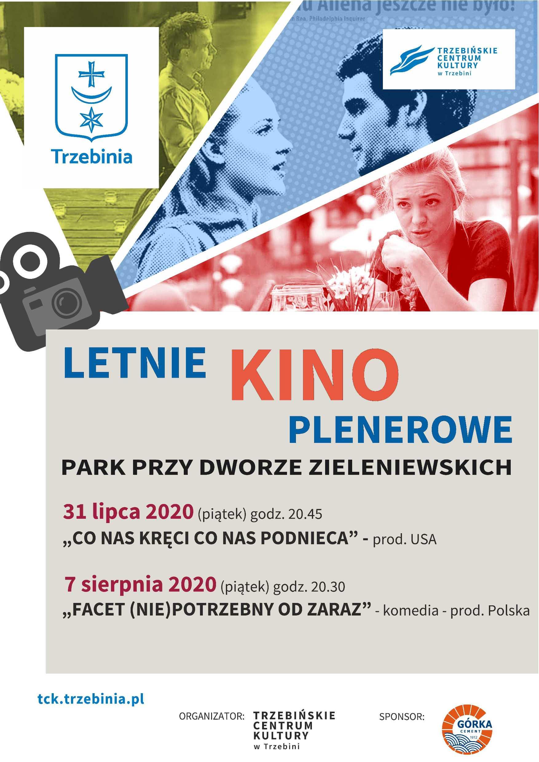 Letnie Kino Plenerowe 2020