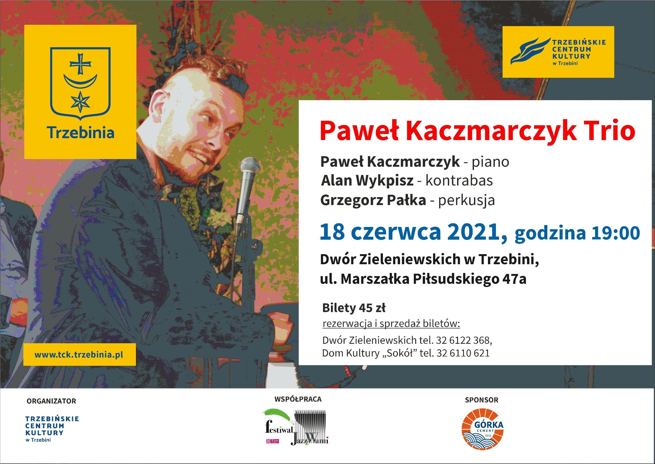 Paweł Kaczmarczyk Trio