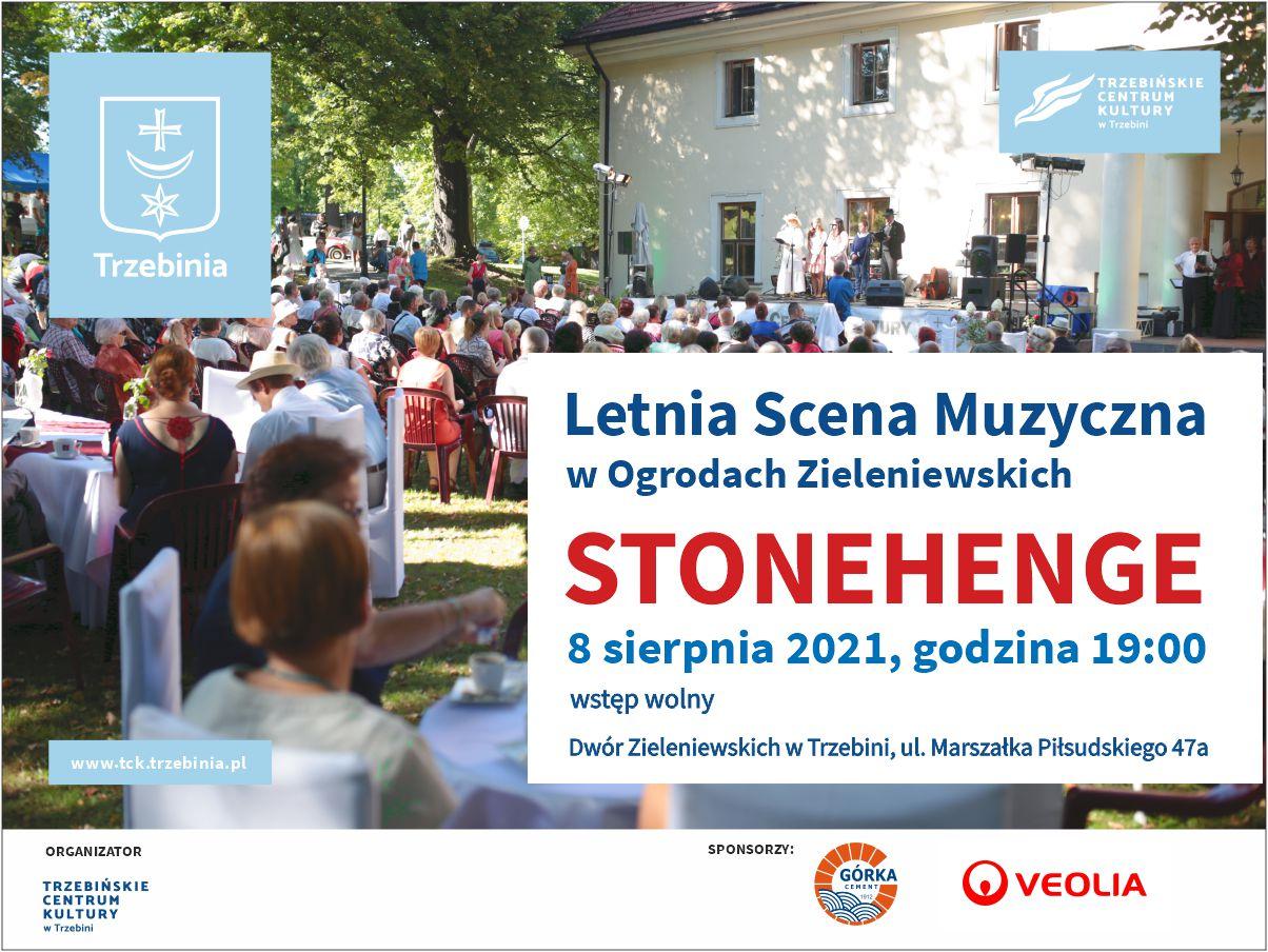 Letniam Scena Muzyczna - zespół Stonehenge