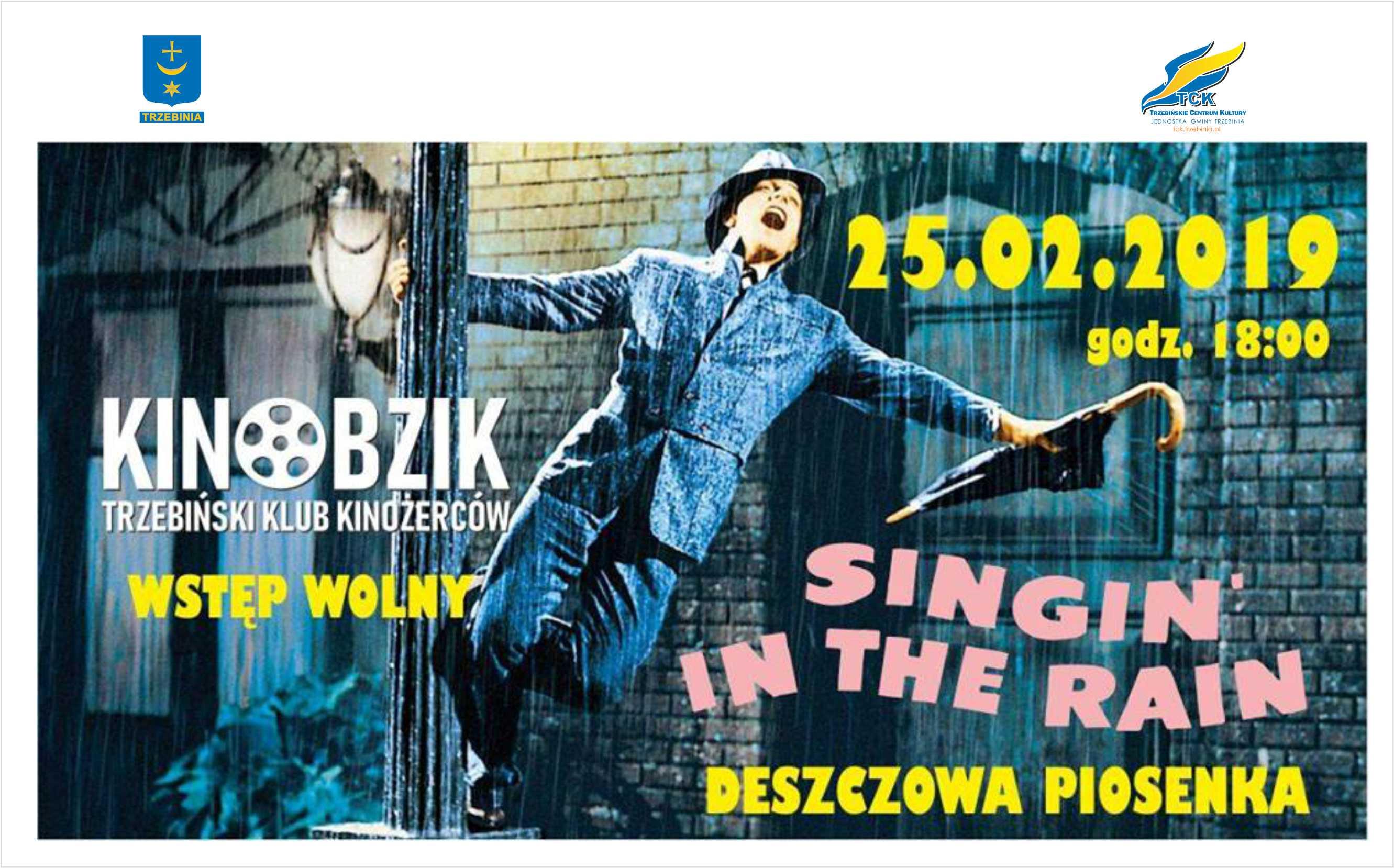 """KinoBzik - """"Deszczowa Piosenka"""""""