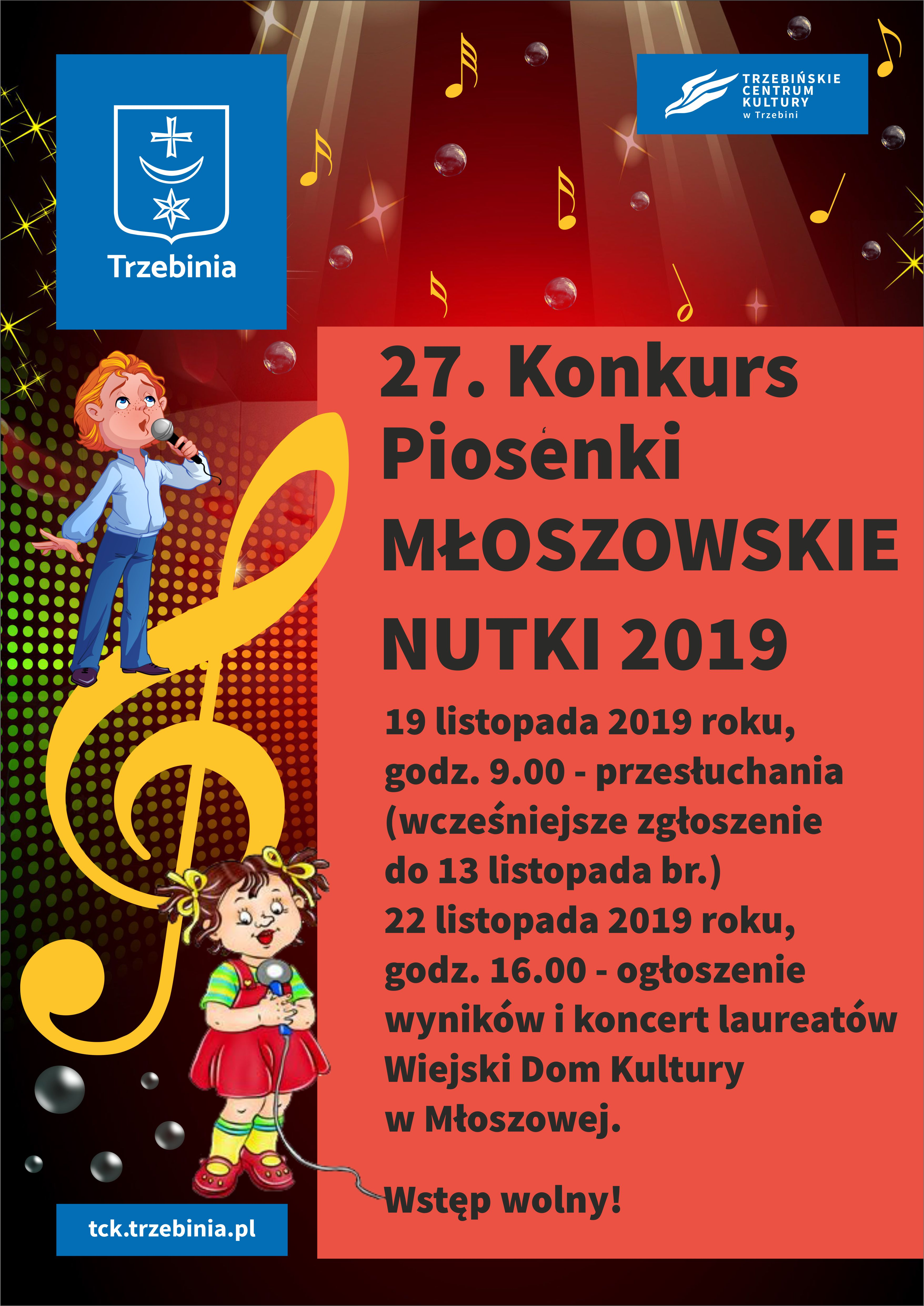 mloszowskie nutki 2019