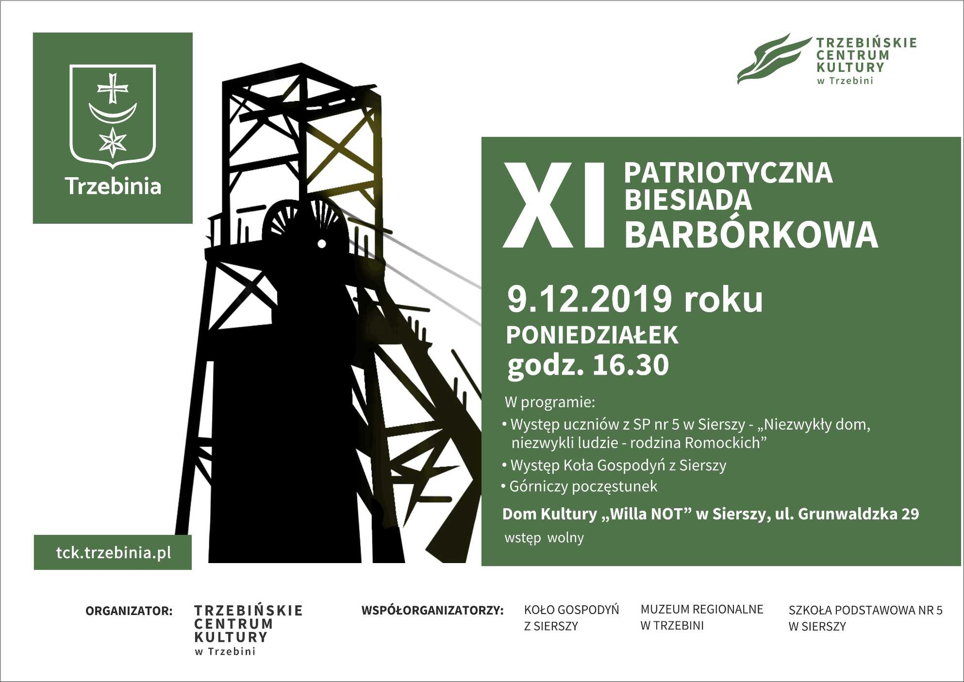 XI Patriotyczna Biesiada Barbórkowa