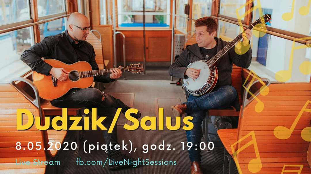 "'Live Night Sessions"" - koncert online"