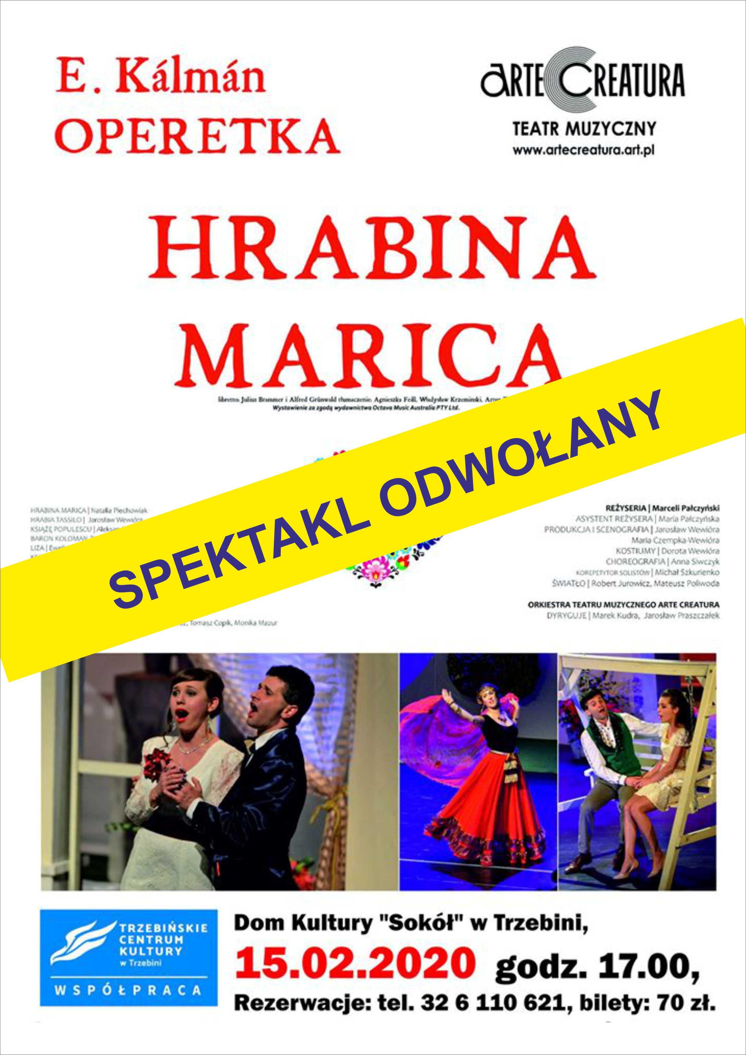 HRABINA MARICA