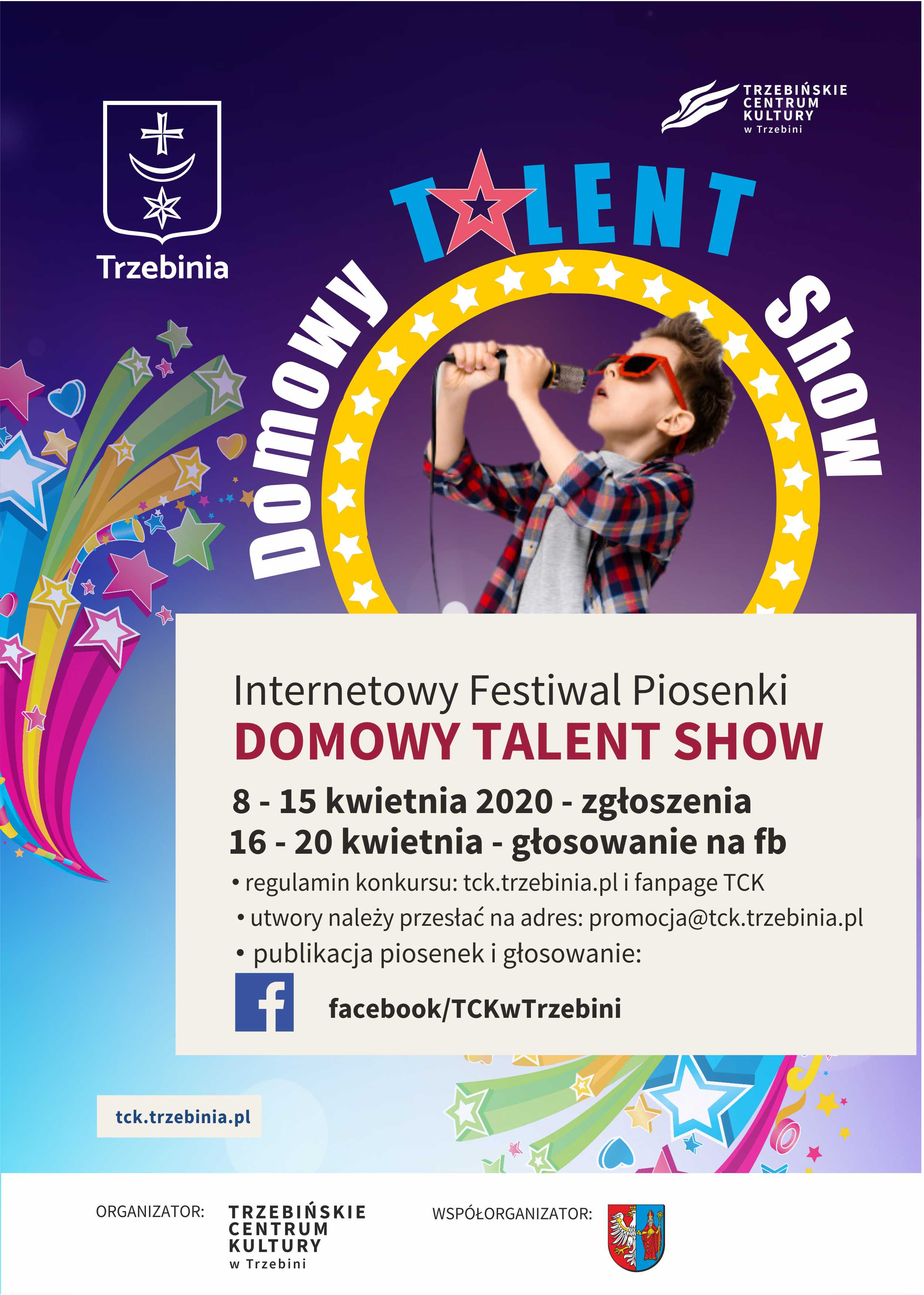 domowy talent show
