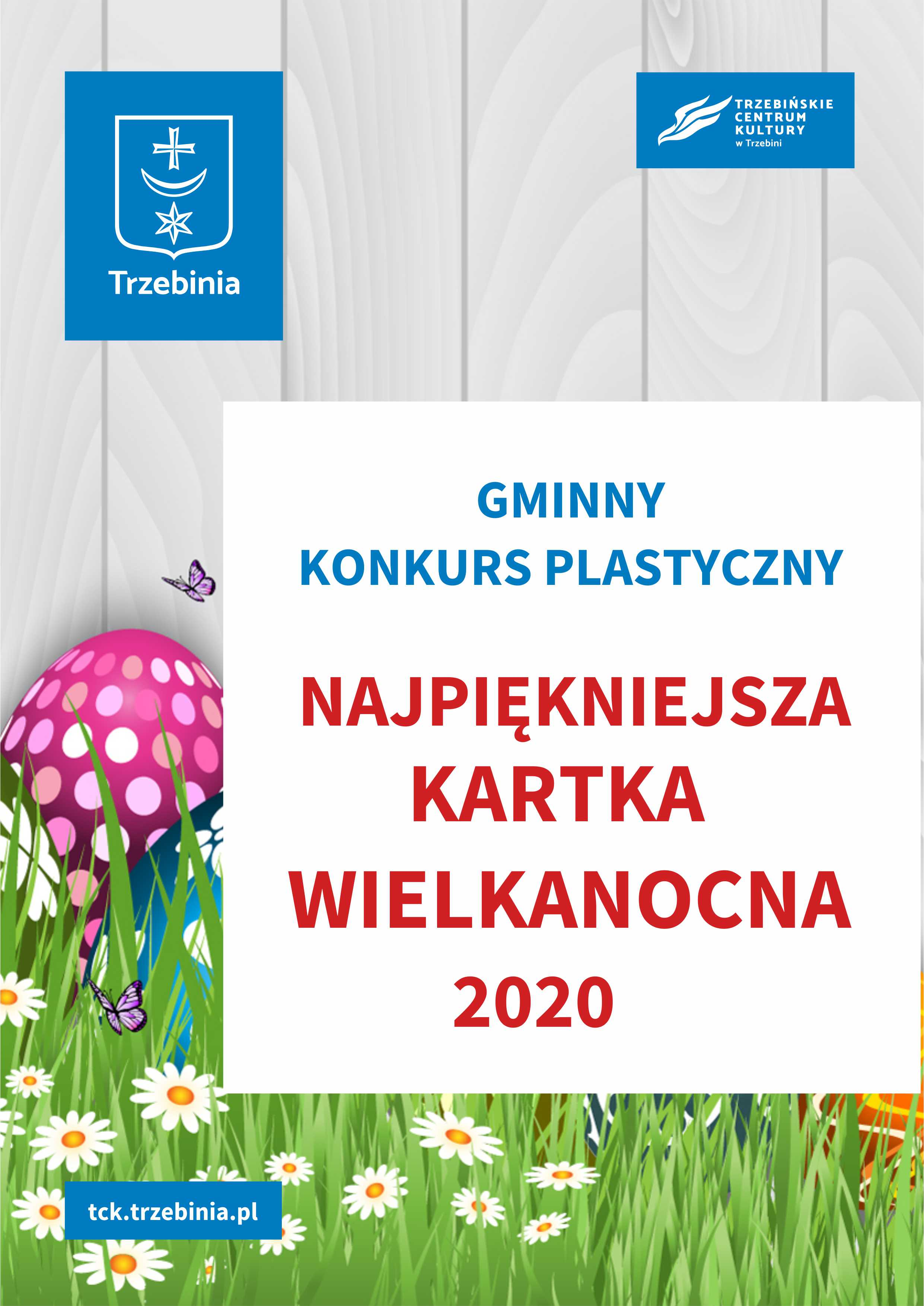 kartka wielkanocna 2020