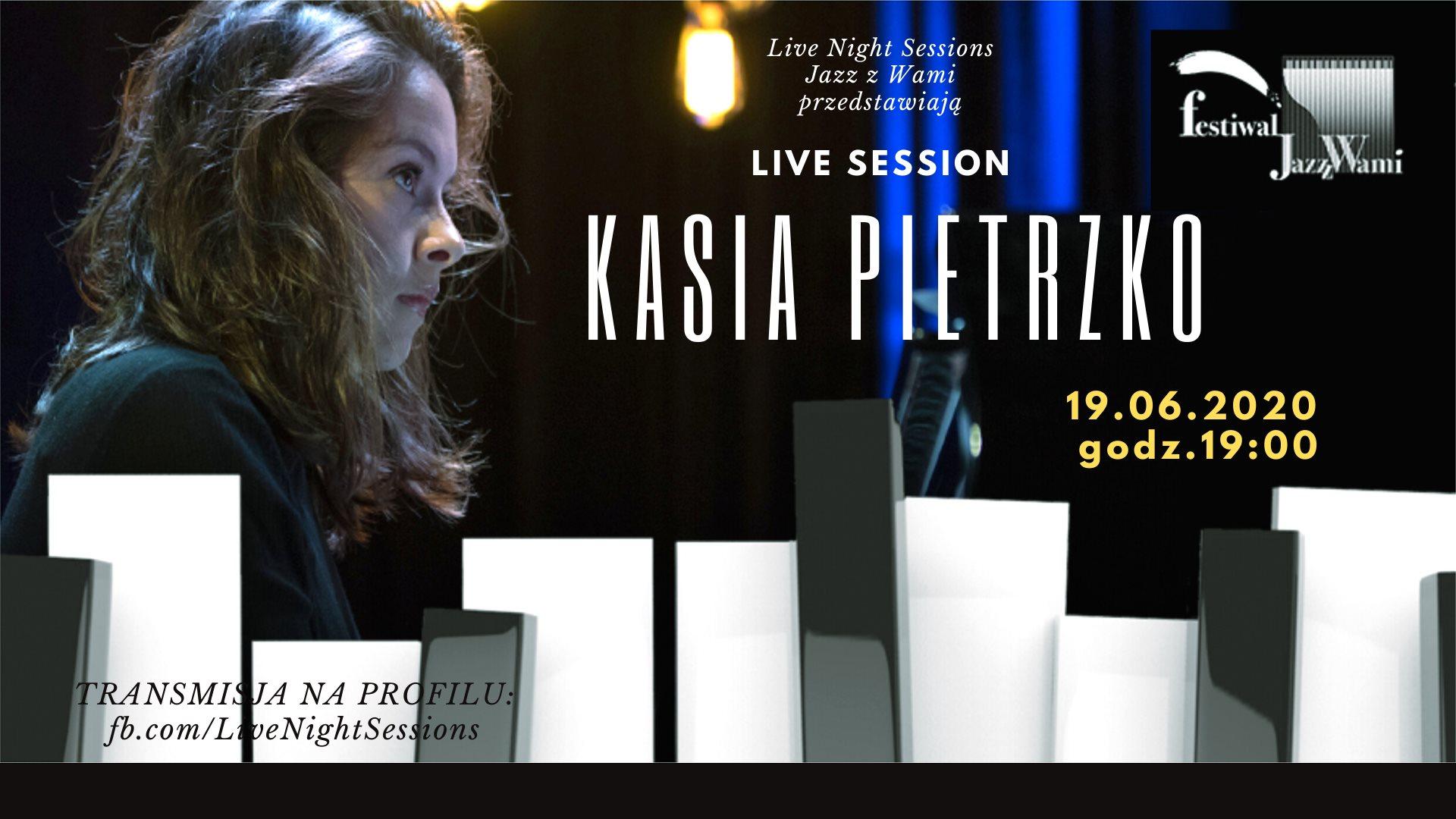 Live Stream #11 - Kasia Pietrzko