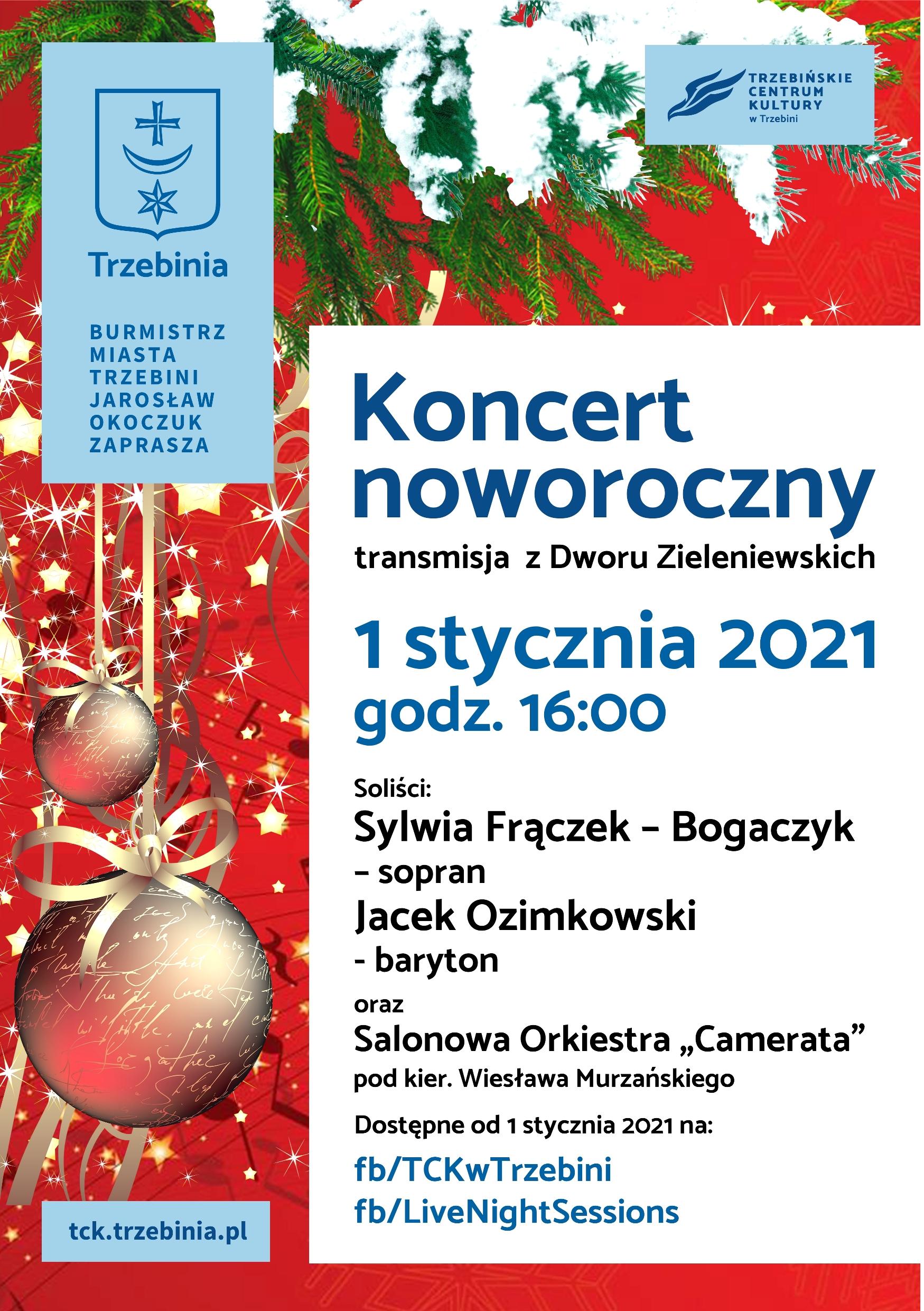 Koncert Noworoczny 2021 online