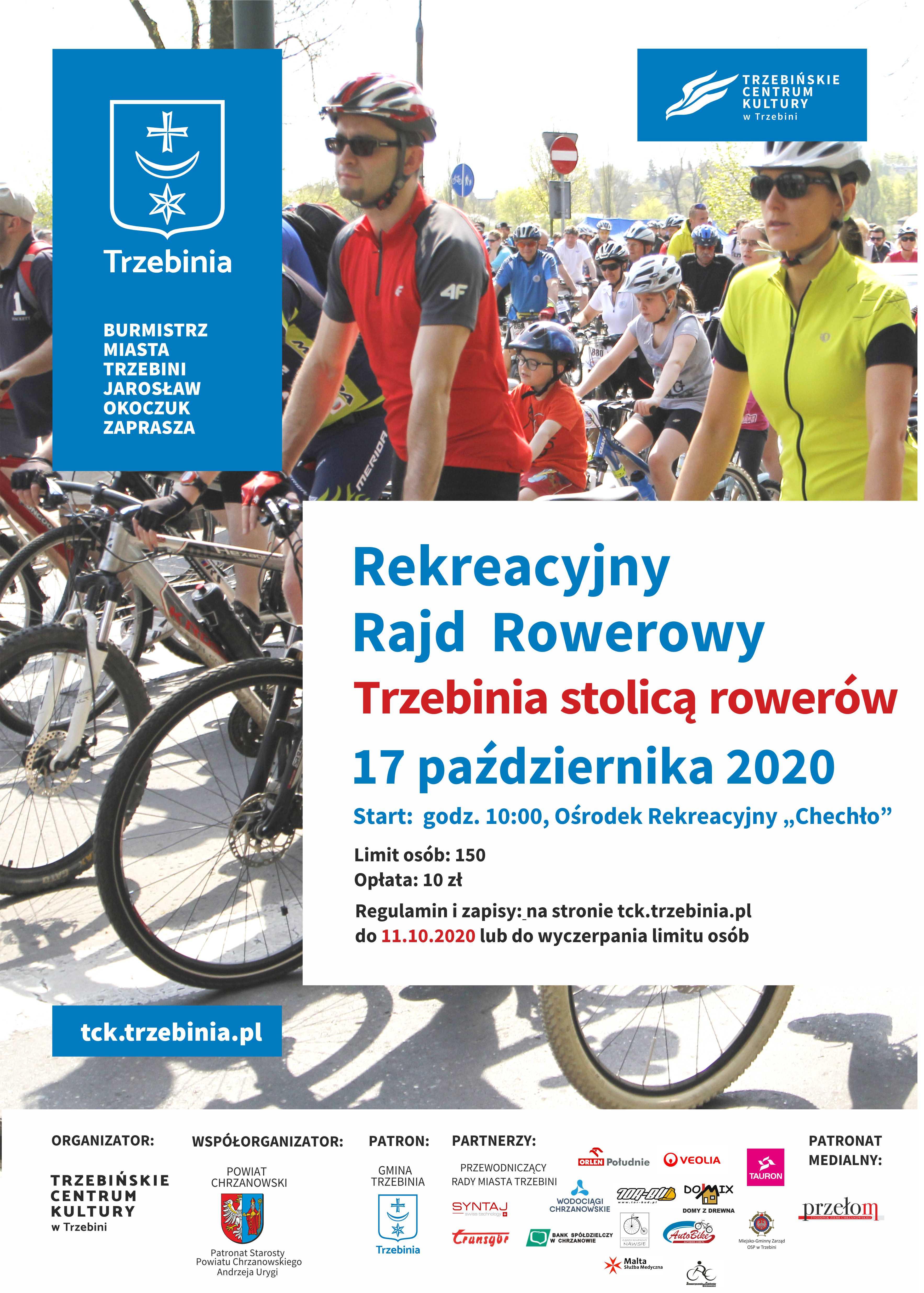 rajd rowerowy 2020