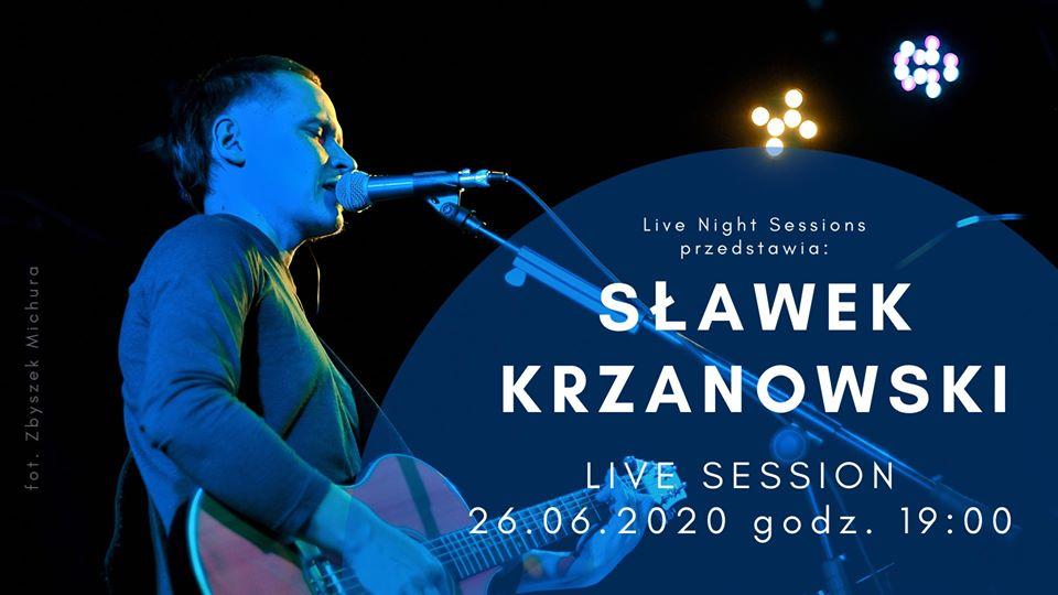 Live stream #12 - Sławek Krzanowski