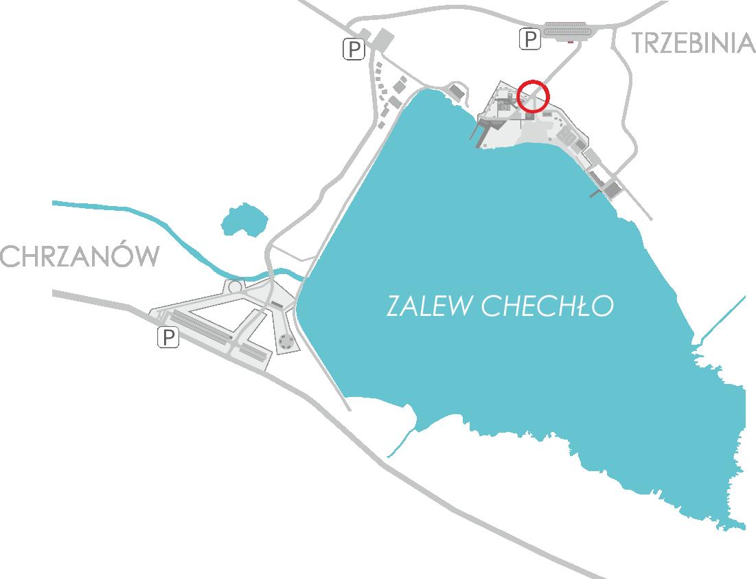 mapka Chechło