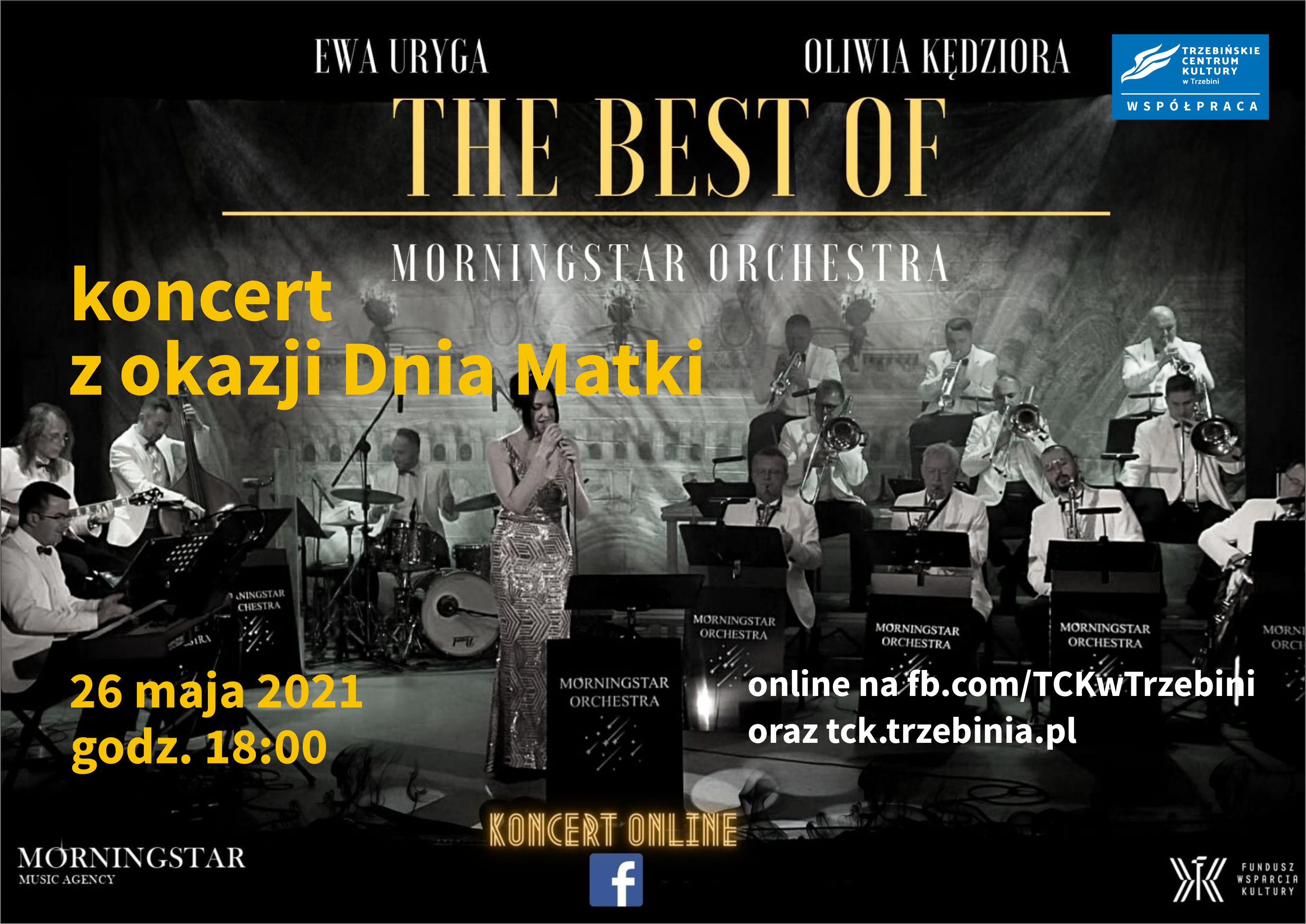 Koncert online na Dzień Matki